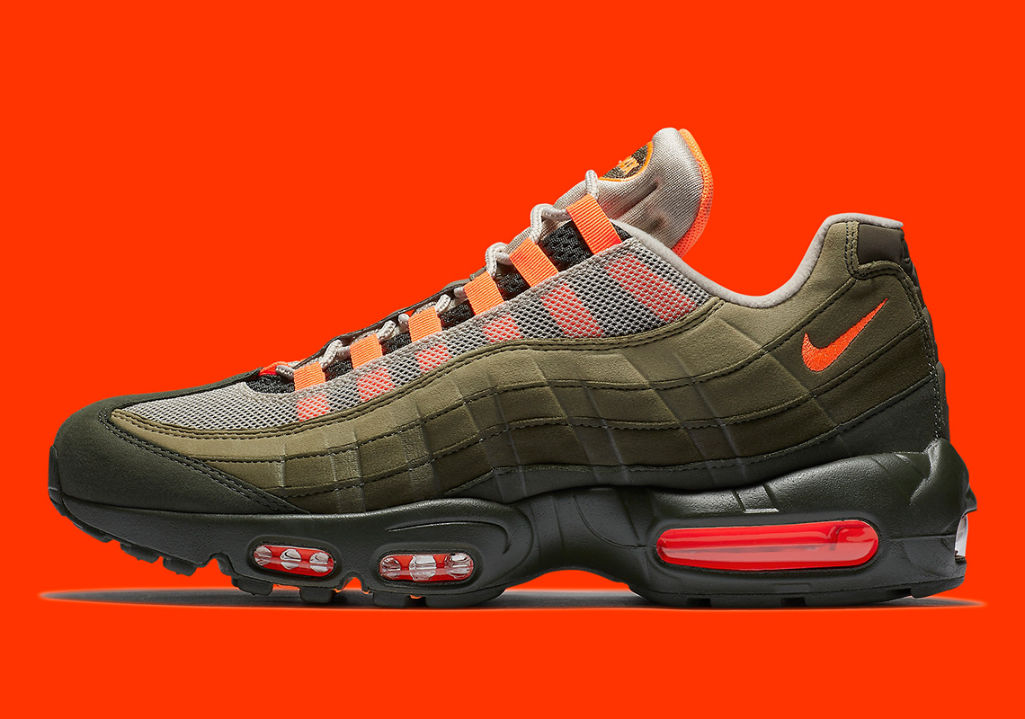 Nike Air Max 95 OG String Orange | AT2865 200