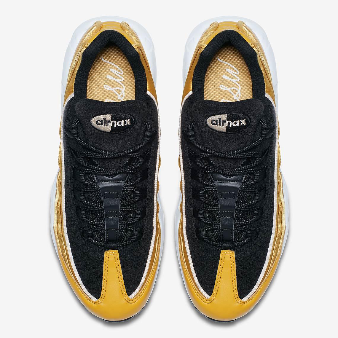 best service 686b2 dafee Nike Air Max 95 Satin AA1103-700 Release Info   SneakerNews.com