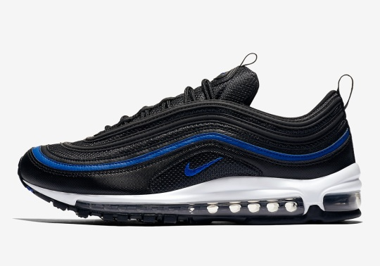 The Nike Air Max 97 Gets Rebuilt With New Mesh And More