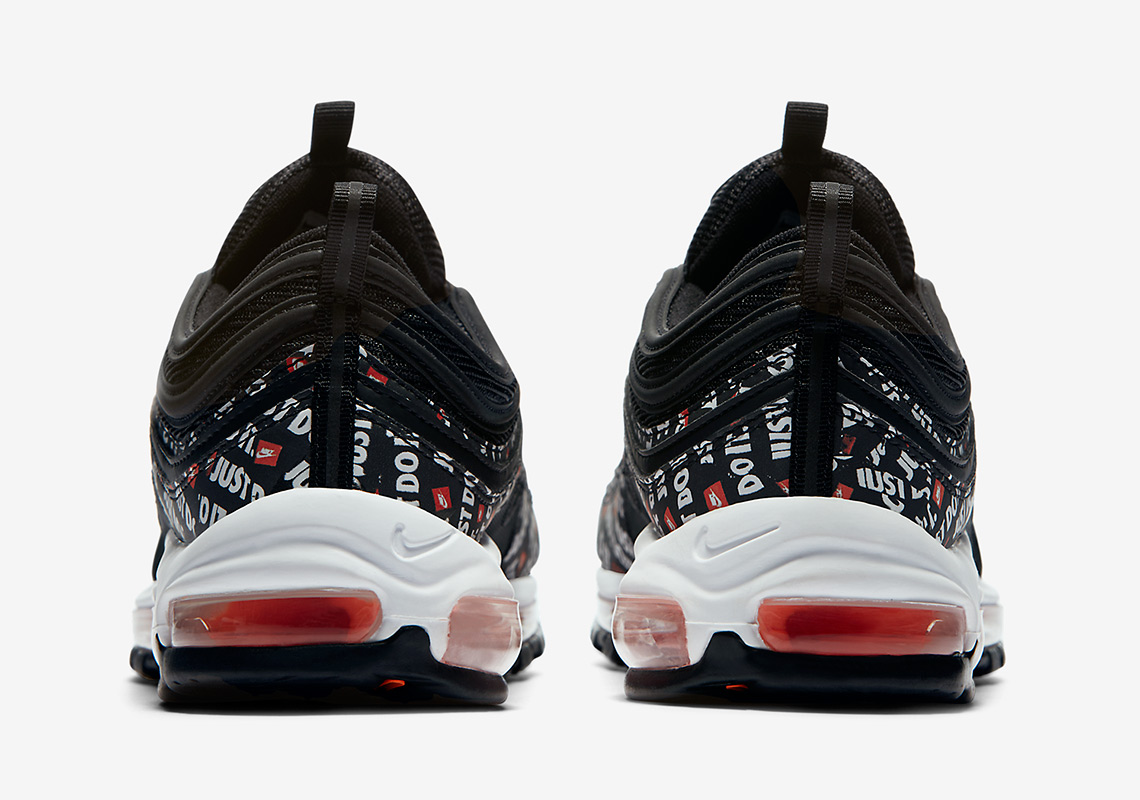 finest selection 82ffd b9f8c Nike Air Max 97 Just Do It AT8437-001 Release Info ...