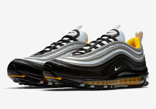 Pittsburgh Steelers Fans Will Love This Nike Air Max 97