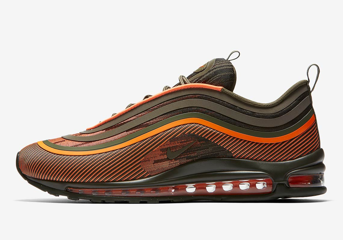 912e935304 Nike Air Max 97 Ultra '17 918356-801 Available Now | SneakerNews.com