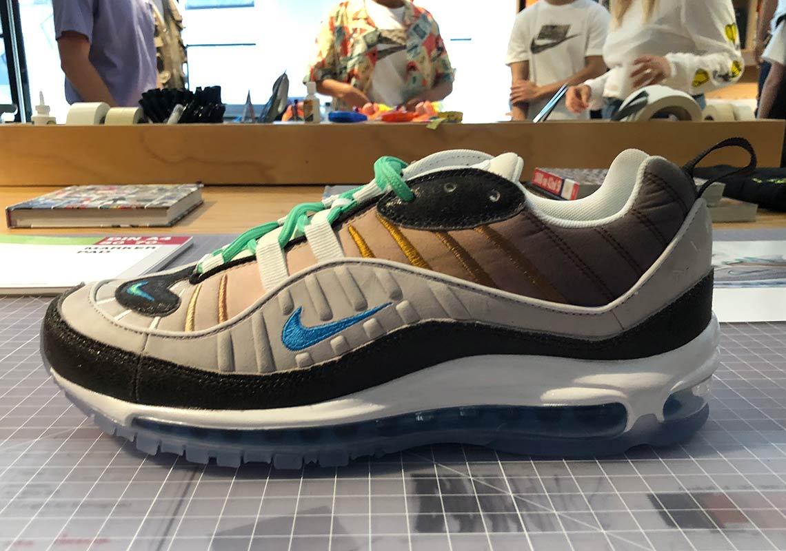 huge discount 48a10 d6665 Nike Air Max 98 Retro Scheduled  via NB   Page 150   NikeTalk