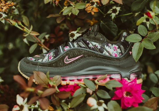 "The Nike Air Max 98 ""Digi Floral"" Is Coming Soon"