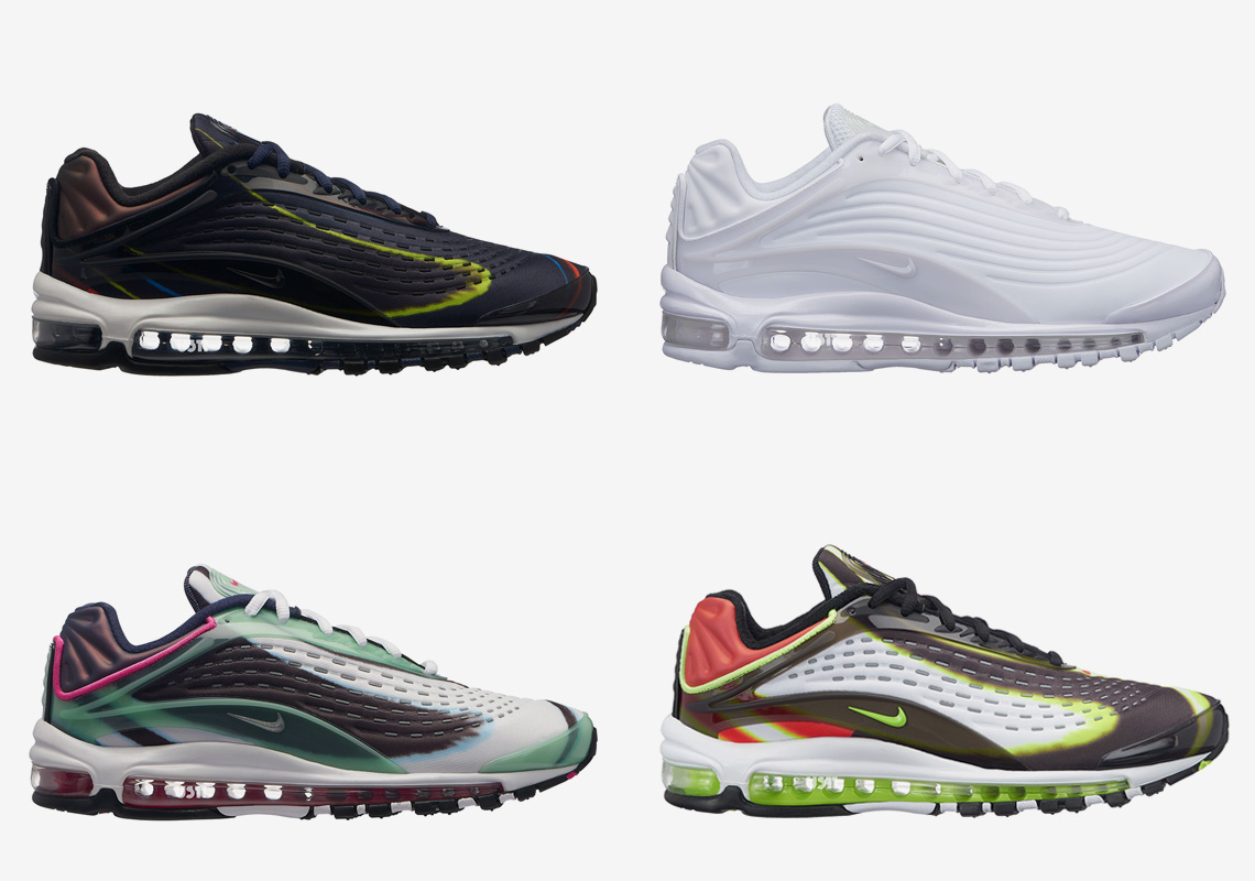 separation shoes d89e1 49644 Nike Air Max Deluxe 2018 Release Info | SneakerNews.com