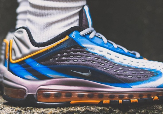 The Nike Air Max Deluxe Releases On July 12th