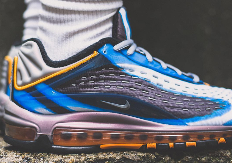 quality design 4cf0c 97e23 Nike Air Max Deluxe AJ7831-401 Release Date | SneakerNews.com