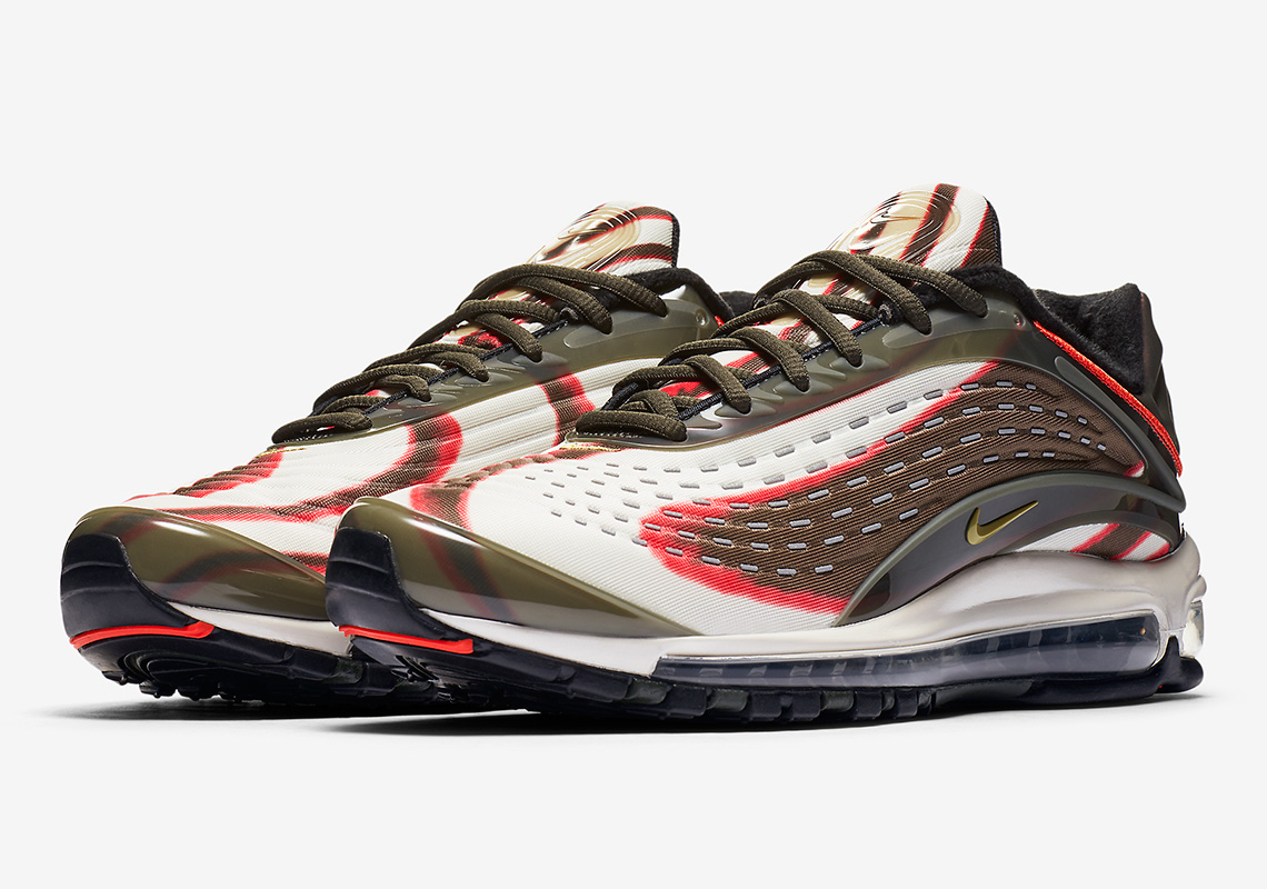 "best service a63ac 7fe9d Nike Air Max Deluxe OG ""Sequoia"" Is Coming Soon"