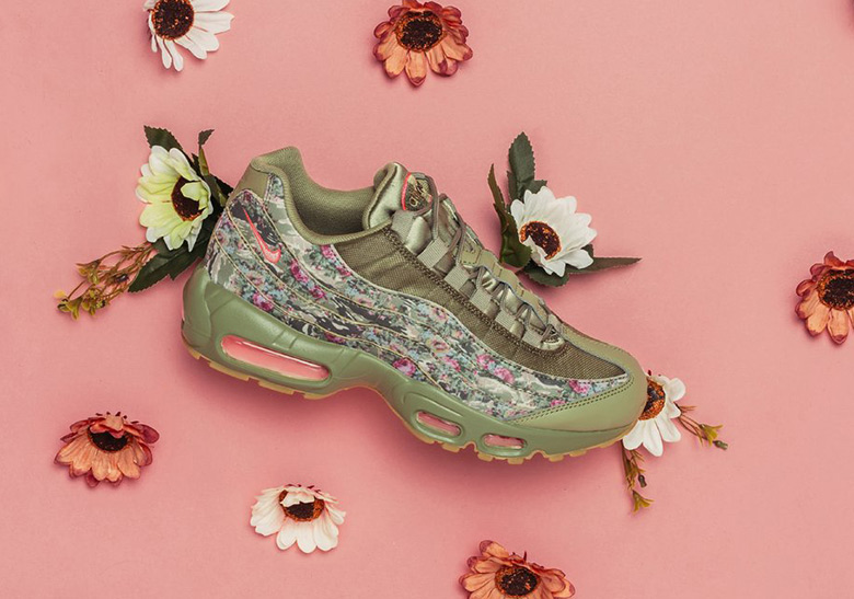 7e0f01149194 Nike Air Max Floral Camo Collection Release Info