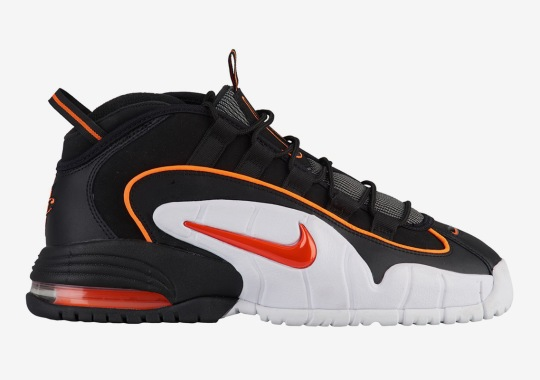 "Nike Air Max Penny ""Total Orange"" Is Coming In September"