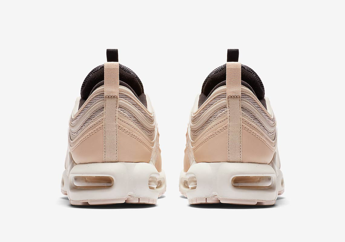 outlet store 2dcbf 90b5a Nike Air Max Plus 97 Orewood Brown AH8143-100 Release Info ...