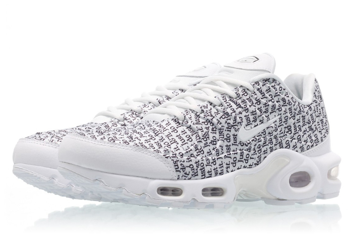 8abf4040db7 Nike Air Max Plus Just Do It Pack Where To Buy
