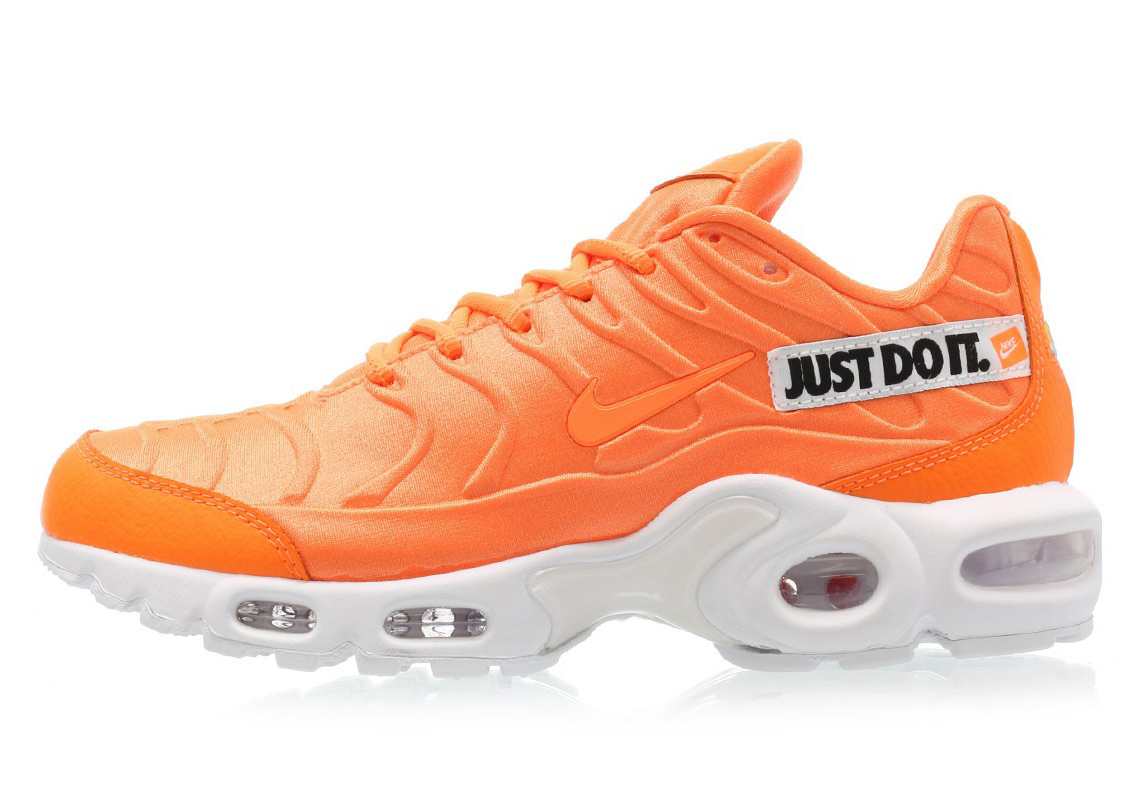 Nike Air Max Plus Just Do It Pack Where To Buy | SneakerNews.com