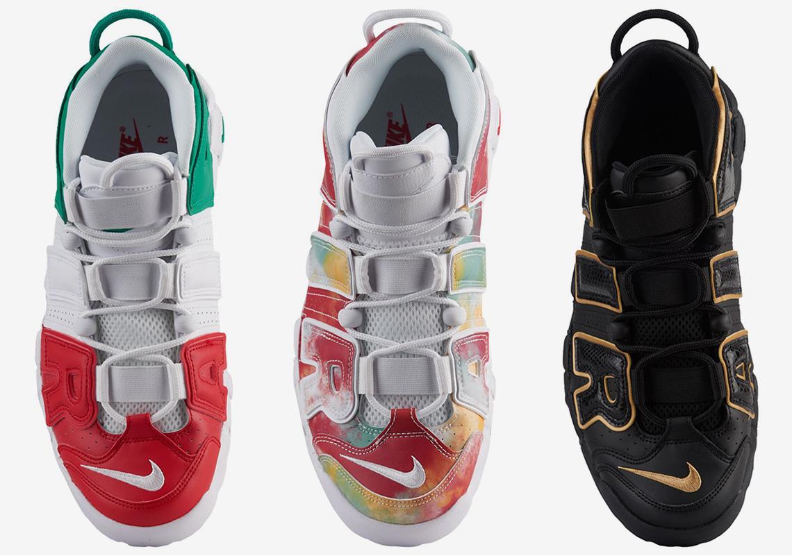 aef55efe17 Nike Air More Uptempo Europe Pack Release Info | SneakerNews.com