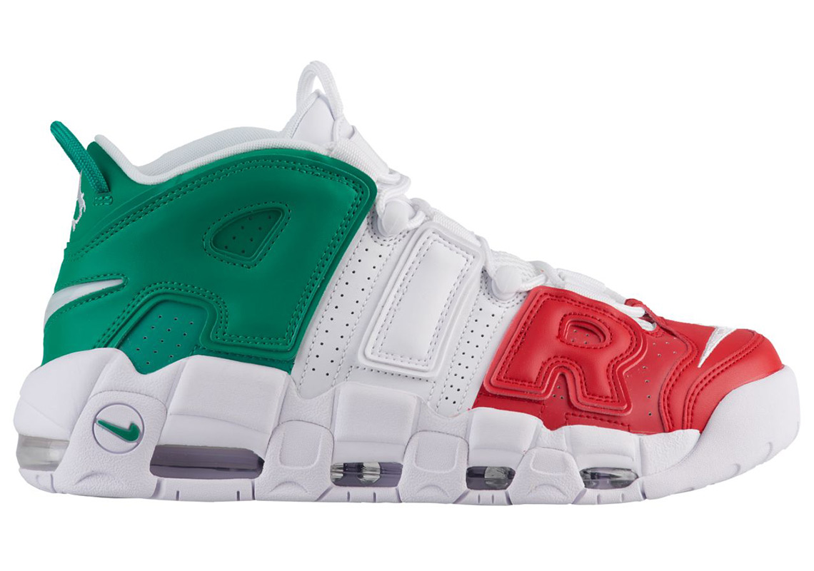 204f45cc7475 Nike Air More Uptempo Italy Release Date  August 25