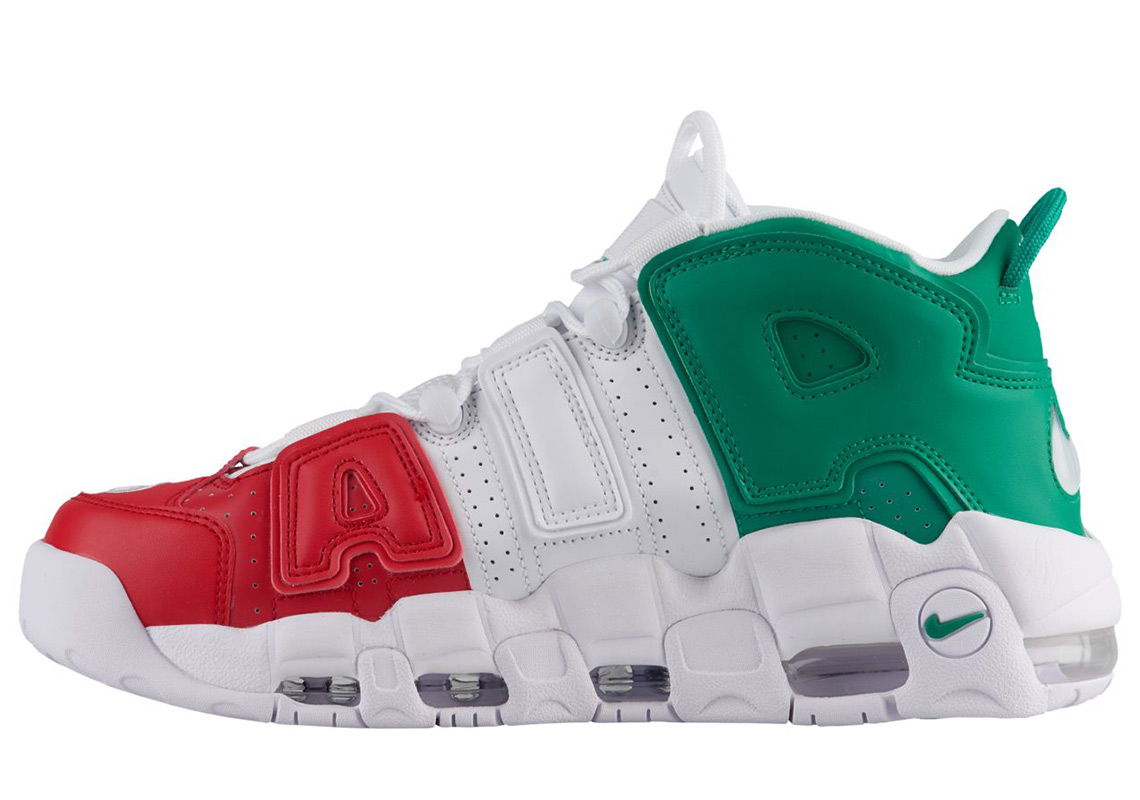Nike Air More Uptempo France Release Date  August 25 81bb4bc0f