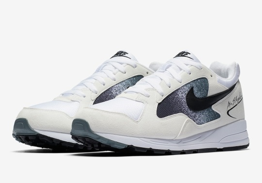 The Nike Air Skylon II Coming Soon In A Grey-Scale Gradient