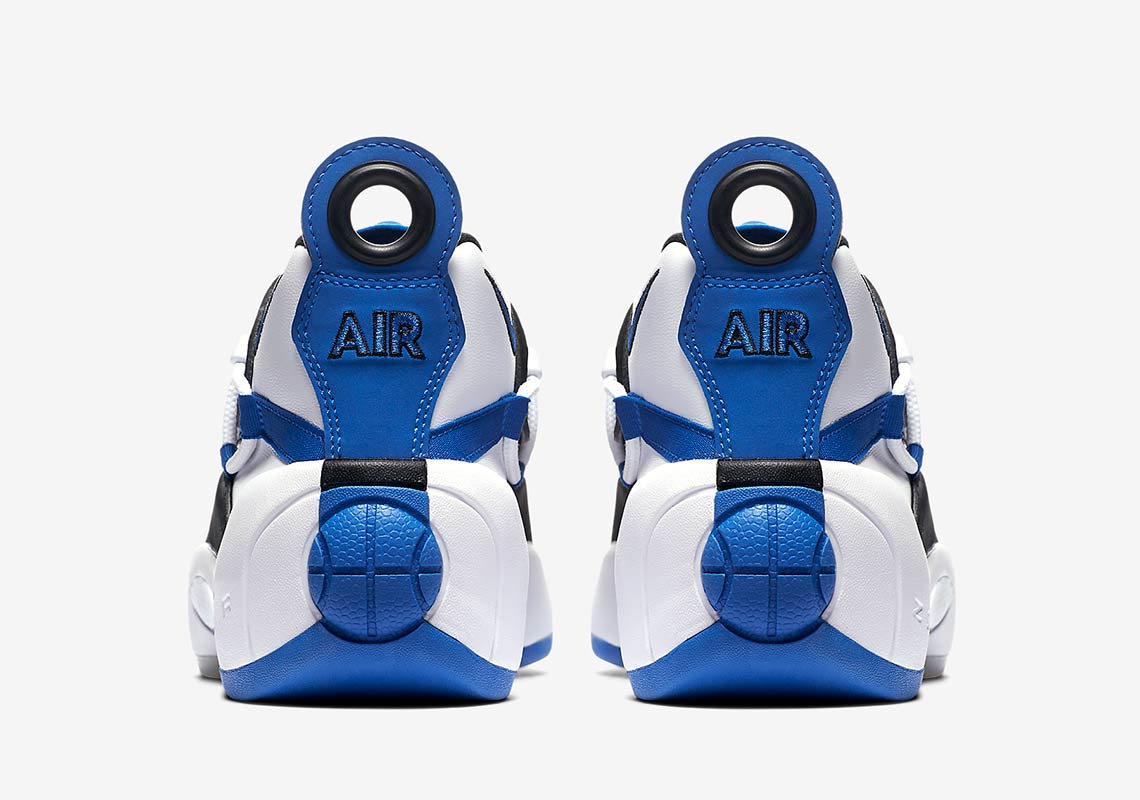 Nike Air Swoopes 2 917592-101 + 917592-100 Release Info ... f594ce088