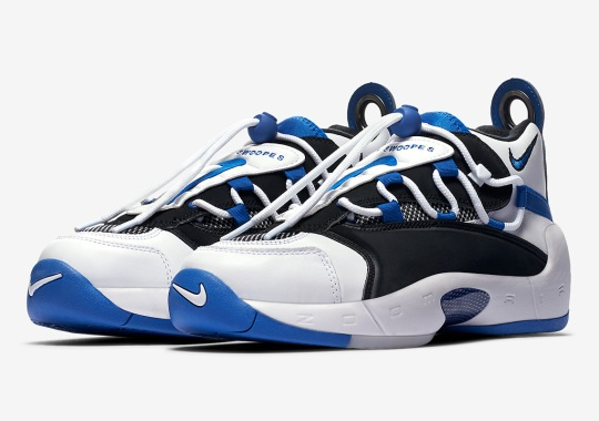 Nike Is Releasing One Of Sheryl Swoopes' Signature Shoes