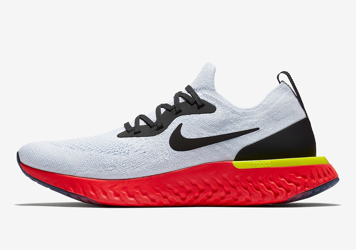 5e60624f981 Official images of these two brand new Epic React sneakers are available  below, while they are expected to arrive at Swoosh Brand stockists on July  5th.