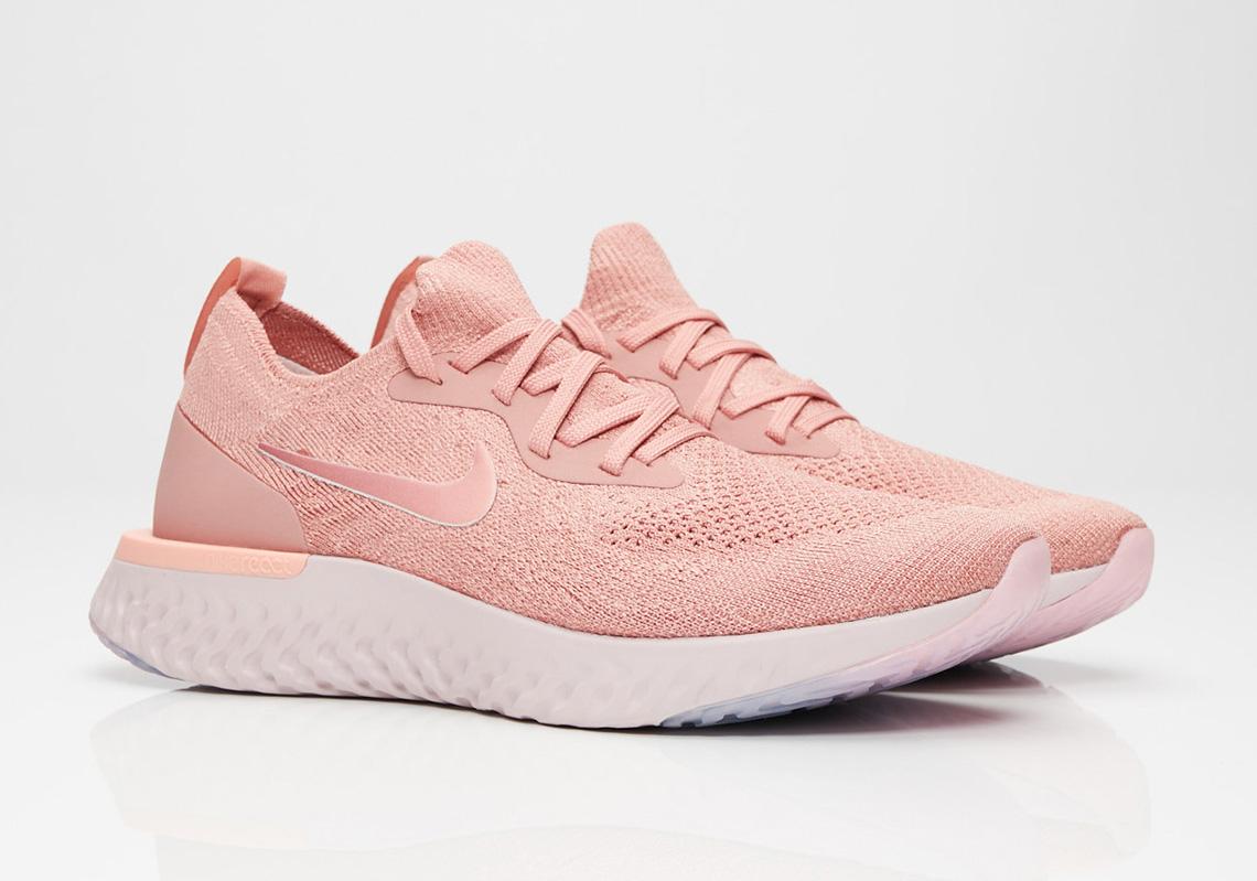 f97da4792e98 Nike Epic React Rust Pink AQ0070-602 Release Info