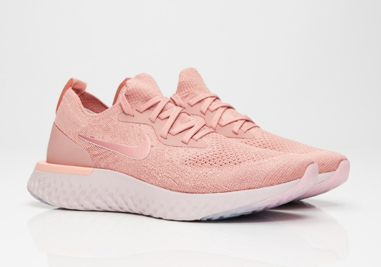 "The Nike Epic React ""Rust Pink"" Is Coming Soon"