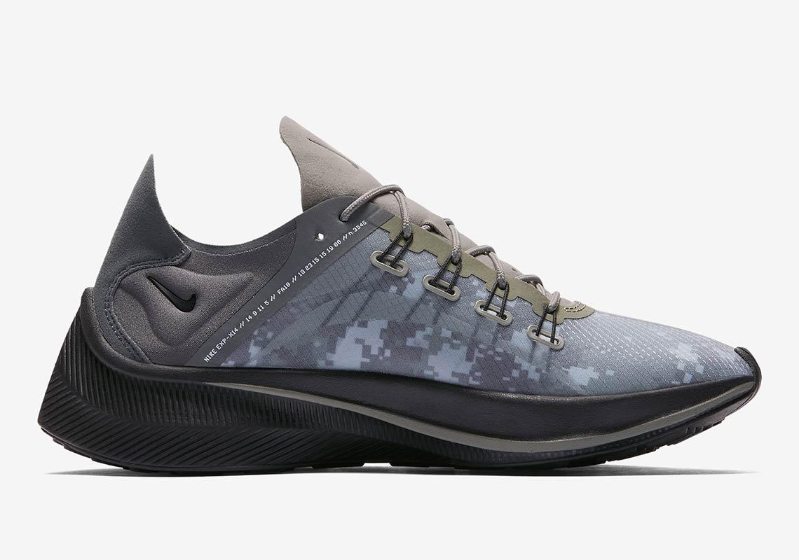 1517d59ebe1 Nike EXP-X14 Color  Dark Stucco Black Dark Grey Style Code  AR4211-001
