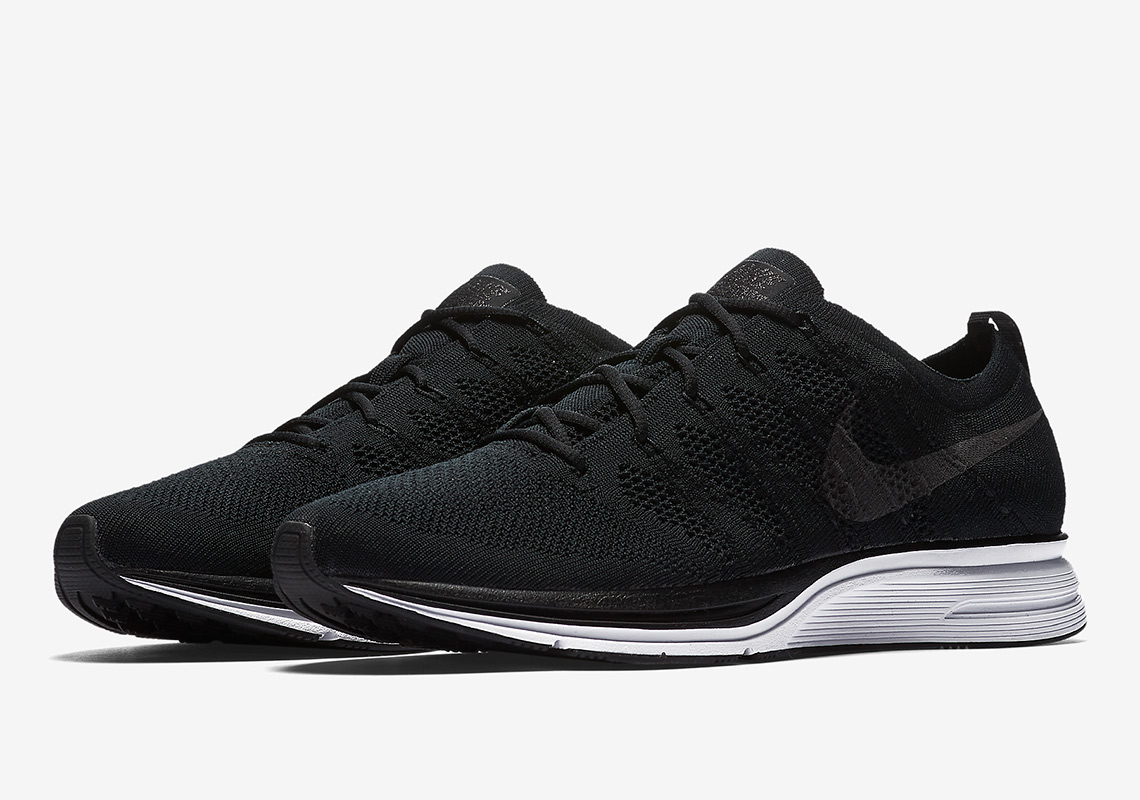 b60019f4eebd Nike Is Releasing A Flyknit Trainer With Full Black Uppers