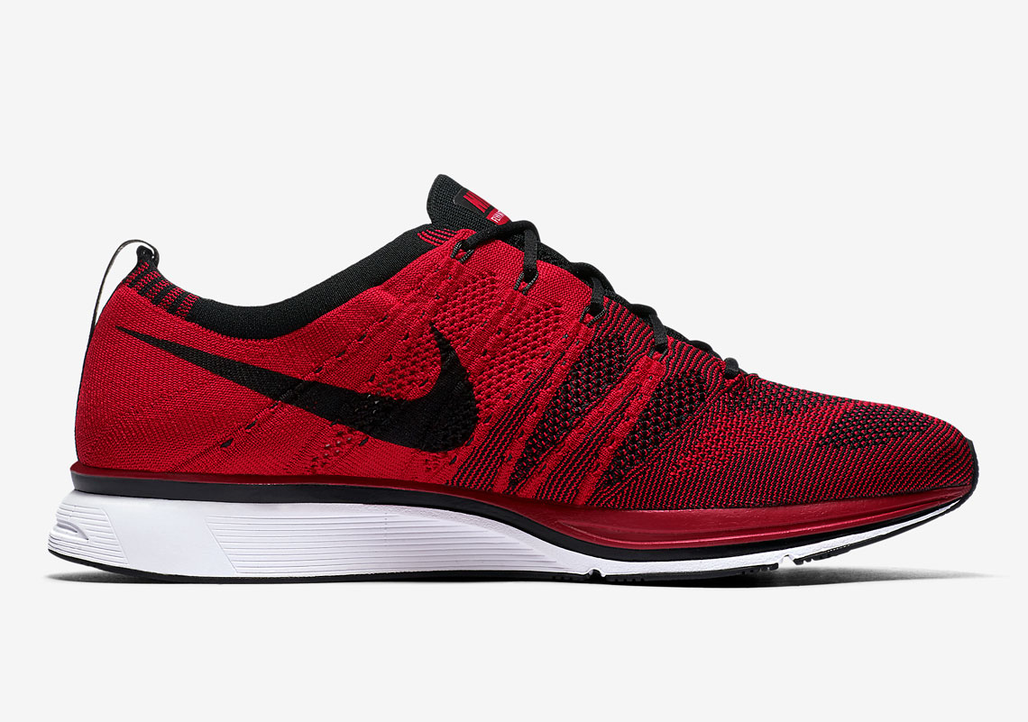 3bb4a18d2349 Nike Flyknit Trainer University Red AH8396-601