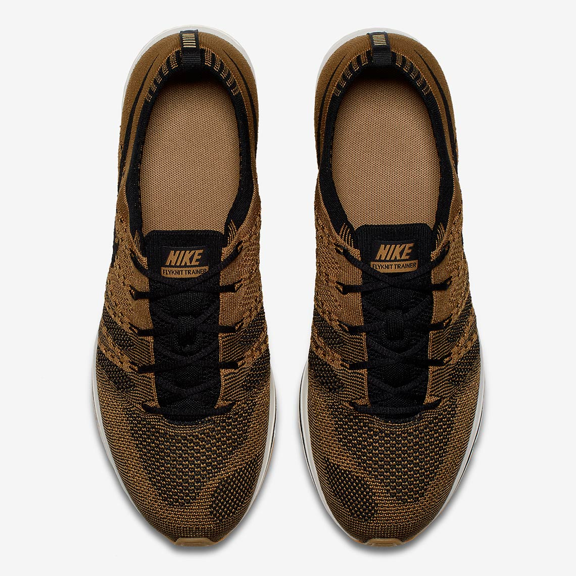 e52fd93696966 Nike Flyknit Trainer Golden Beige AH8396-203 Available Now ...