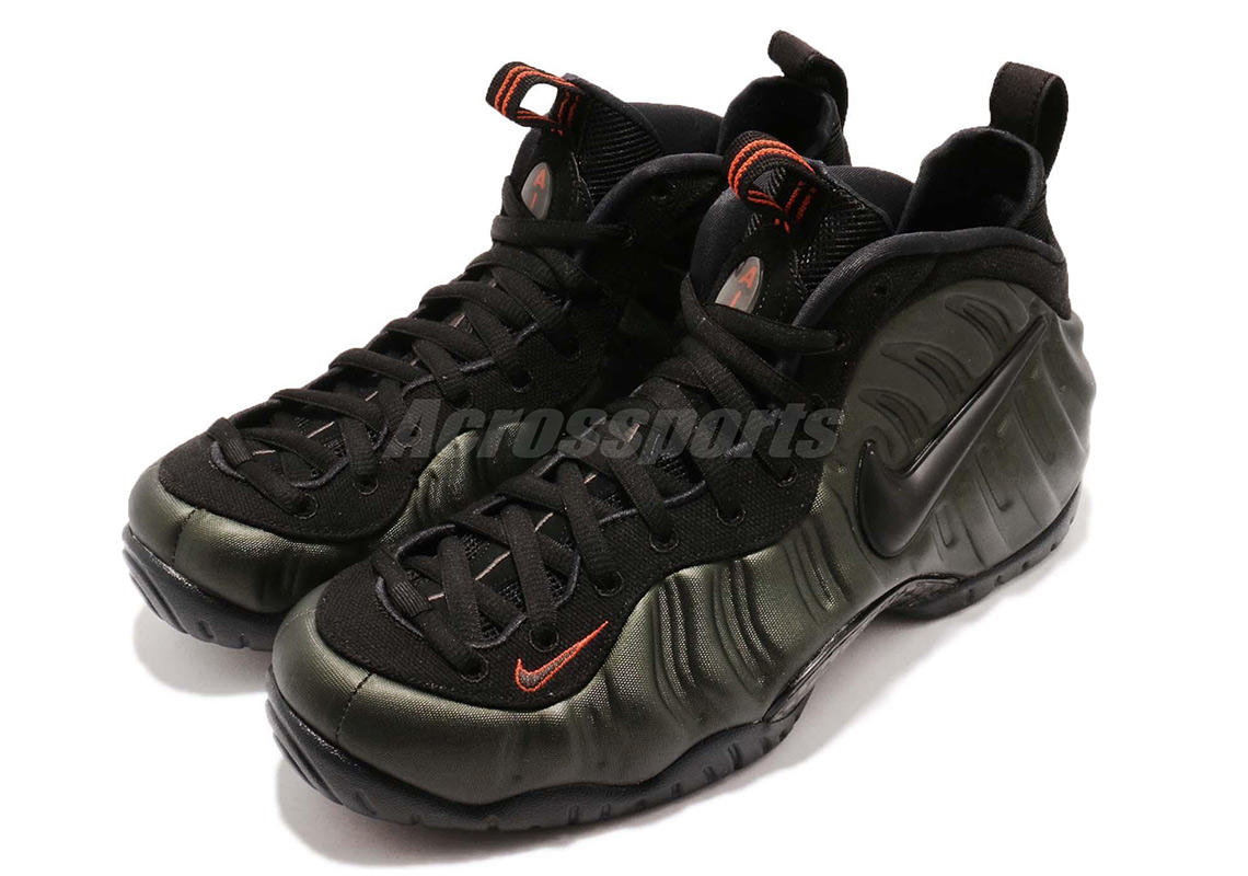 new style a935b 0f263 Nike Air Foamposite Pro Sequoia Release Info | SneakerNews.com