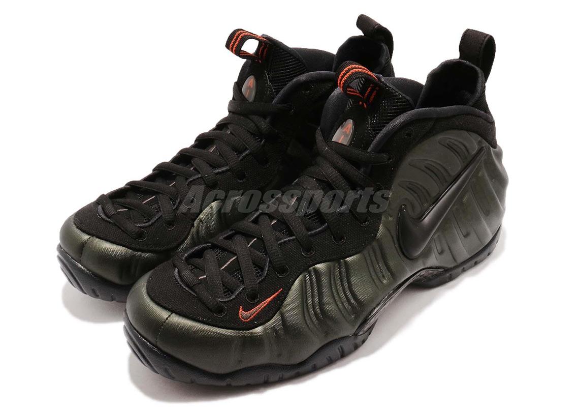 new style e69fa 09706 Nike Air Foamposite Pro Sequoia Release Info | SneakerNews.com