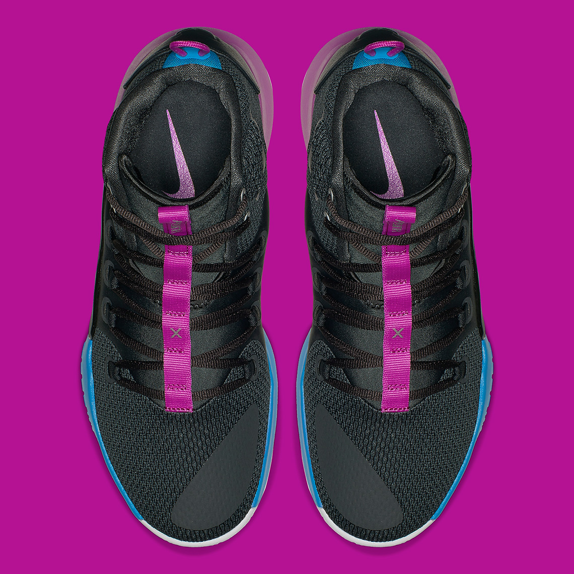 Nike Hyperdunk X Flight Huarache AO7893-002  8b5952051