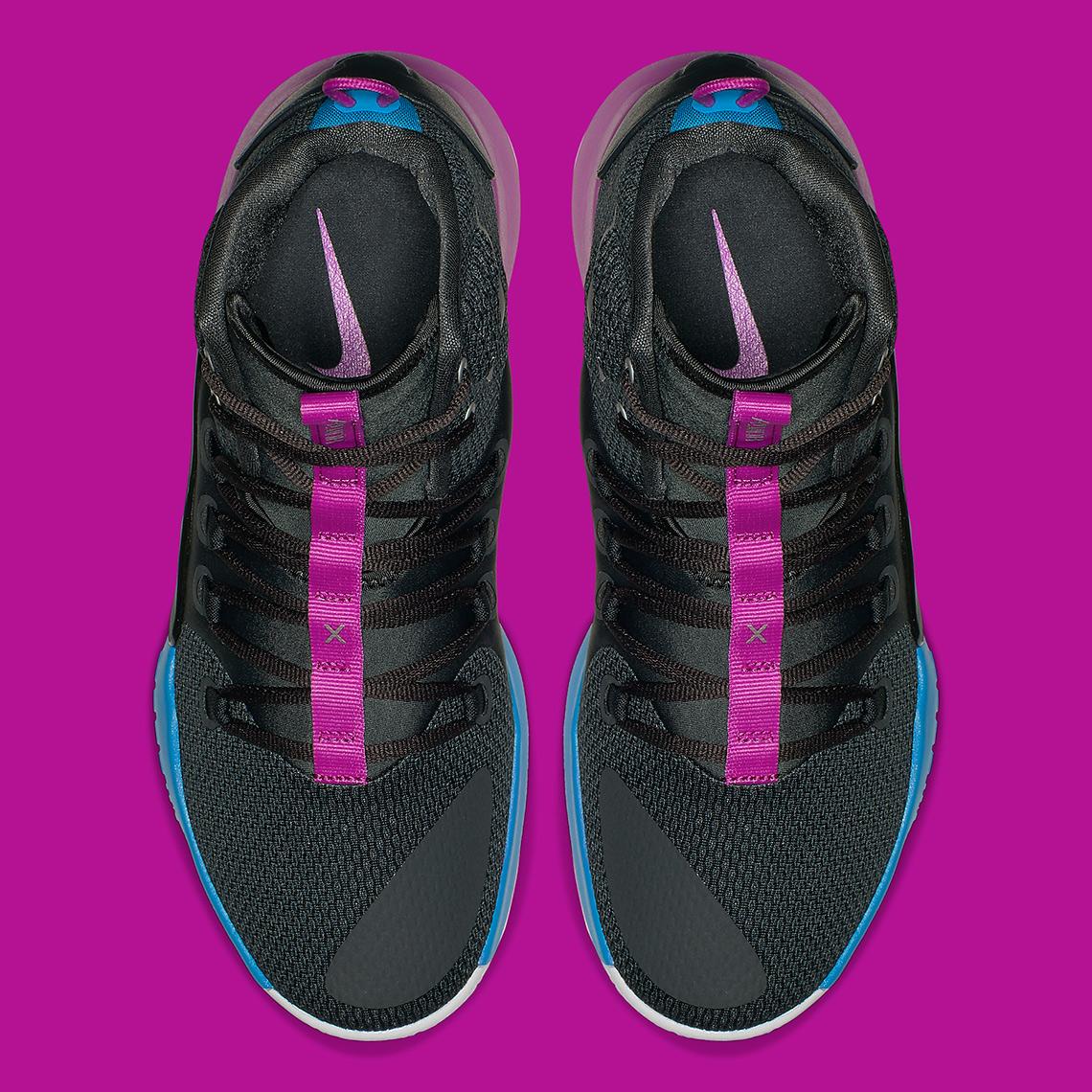 reputable site 73203 73a52 Nike Hyperdunk X Flight Huarache AO7893-002   SneakerNews.com