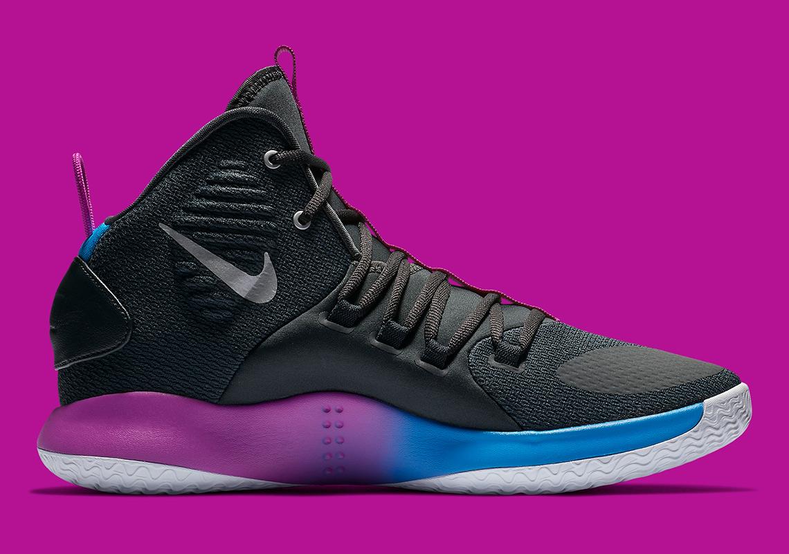 reputable site 11f73 ee42f Nike Hyperdunk X Flight Huarache AO7893-002   SneakerNews.com