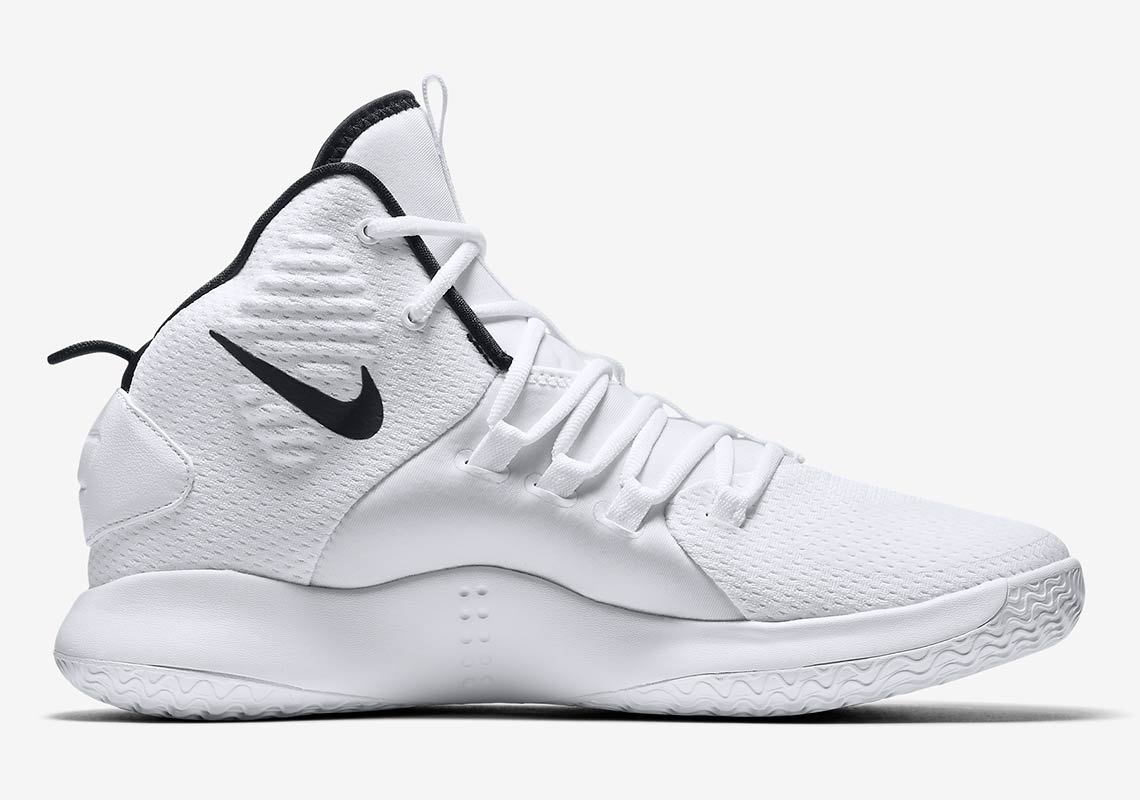 2be5ea8e0f38 Nike Hyperdunk X Release Date  August 2018  130. Color  White Black Style  Code  AR0467-100. Advertisement