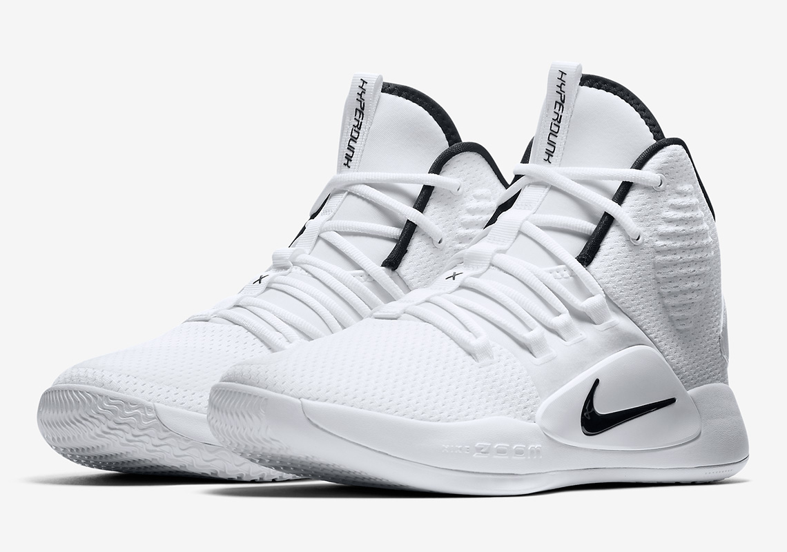 085ad002369 The Nike Hyperdunk X Is Releasing In A Clean White And Black
