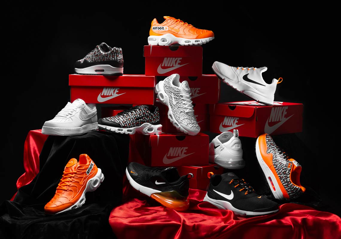 big sale 134c5 77cab The Next Wave Of Nike s Just Do It Pack Is Coming In August