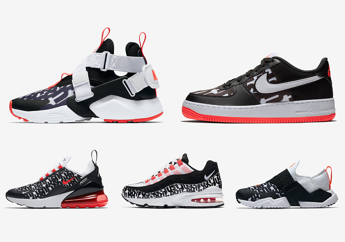 "watch 2d5a6 ec222 Nike Is Releasing a ""Just Do It"" Pack Exclusively For Kids"