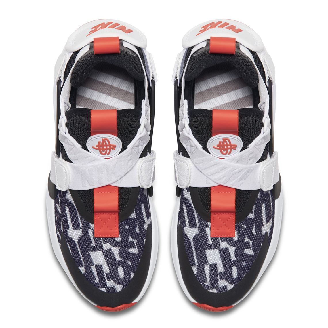pretty nice 4ab07 97533 Nike Air Huarache Extreme Release Date  August 2nd, 2018. Color  WHITE BRIGHT  CRIMSON-BLACK-WOLF GREY. Photos  us11