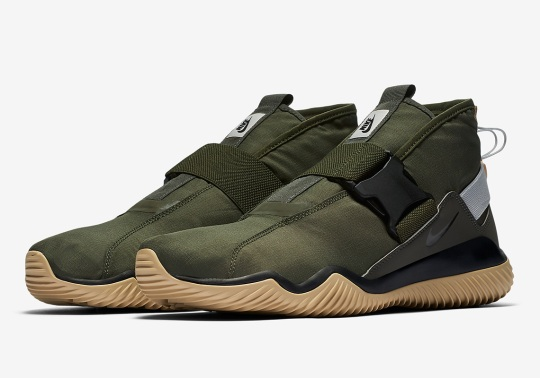The Nike Komyuter Essential Is Available In Cargo Khaki