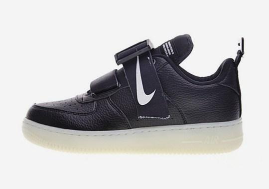 First Look At The Nike Air Force 1 Komyuter
