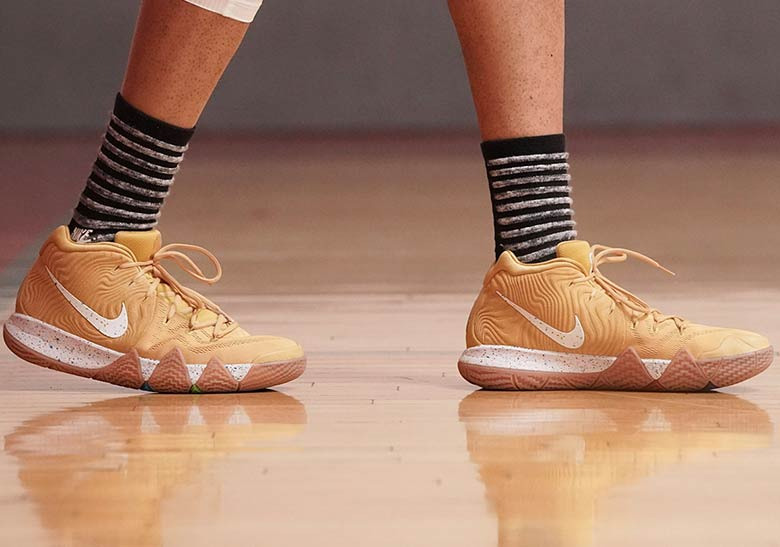 online store 7f124 29645 Nike Kyrie 4 Cinnamon Toast Crunch Photos BV0426-900 ...