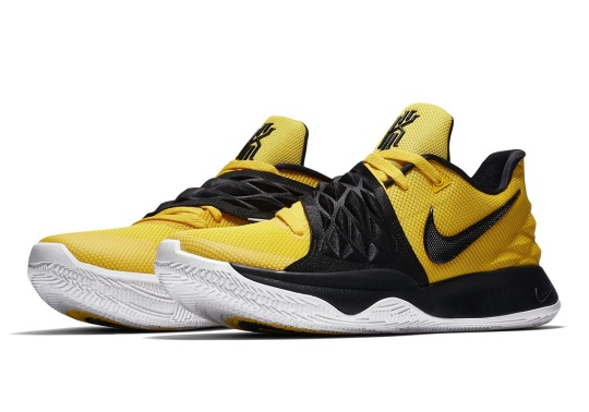 "Nike Kyrie Low 1 ""Amarillo"" Is Dropping In August"