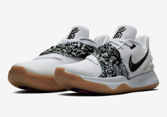 Nike Kyrie Low 1 Releasing With Gum Soles