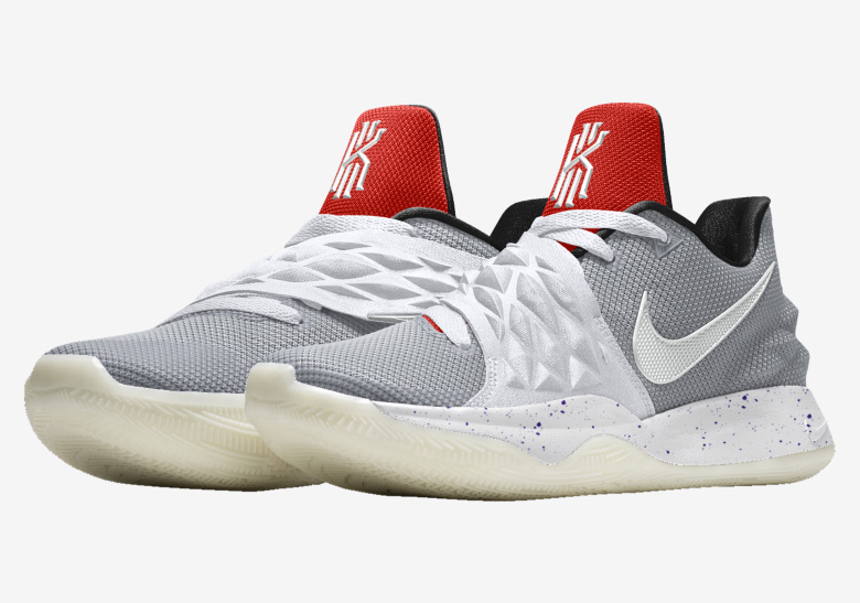 quality design 274c8 37c3f Nike Kyrie 1 Low AVAILABLE AT NIKEiD  135. Advertisement. Advertisement