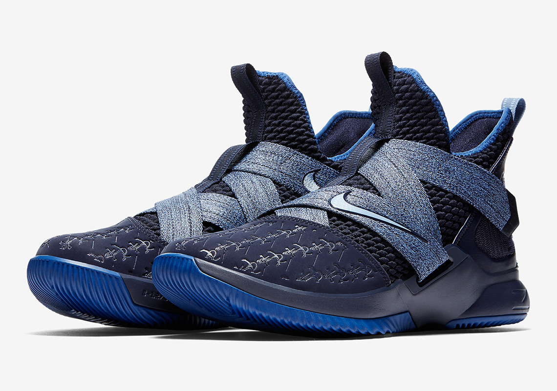 release date f3044 ccc07 Nike LeBron Soldier 12
