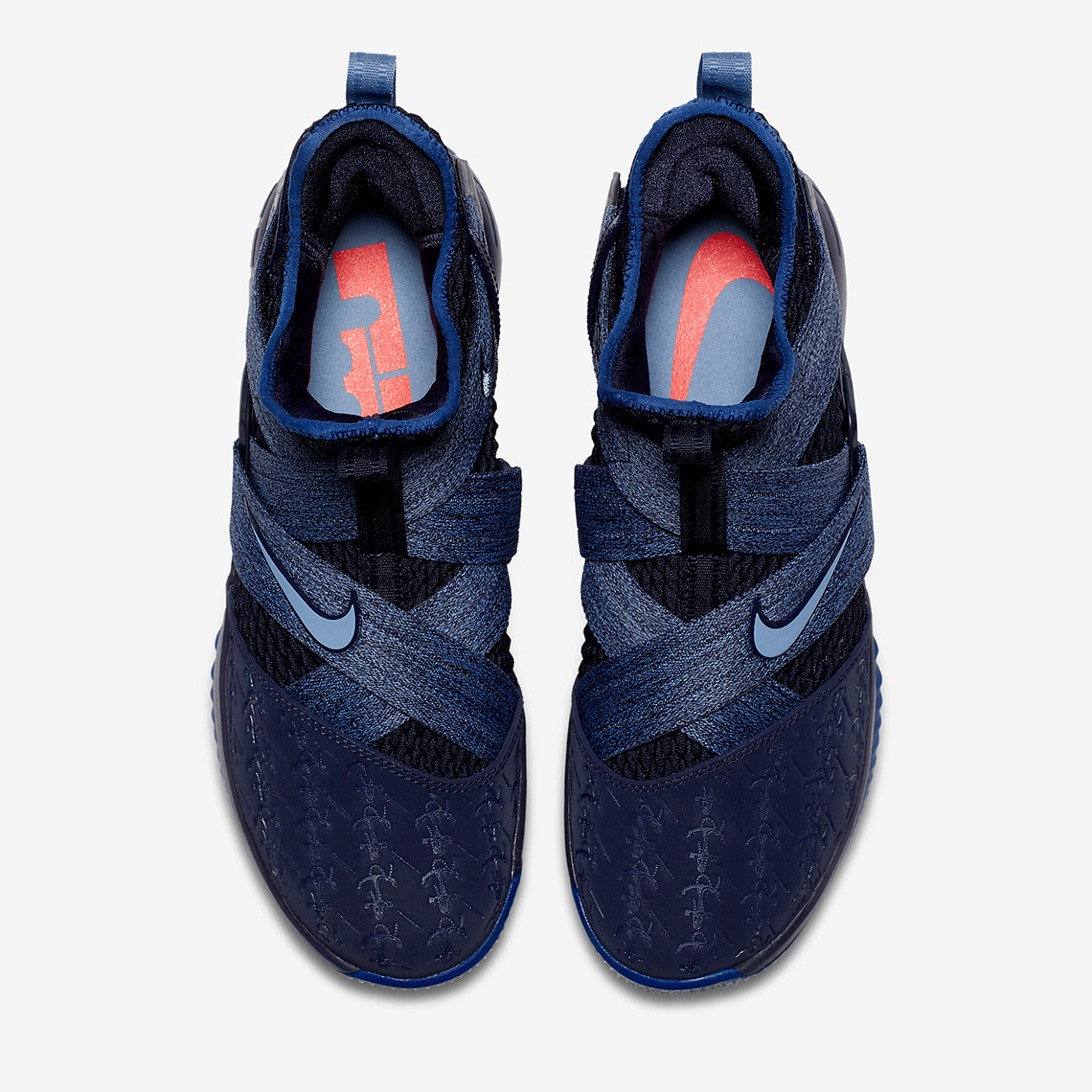 """sports shoes e2e89 91619 Nike LeBron Soldier 12 """"Anchor"""" Is Available"""