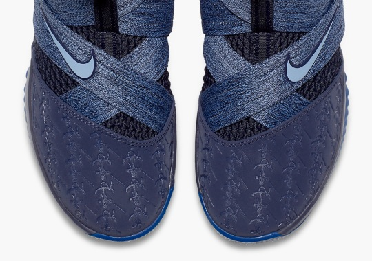 "Nike LeBron Soldier 12 ""Anchor"" Is Available"
