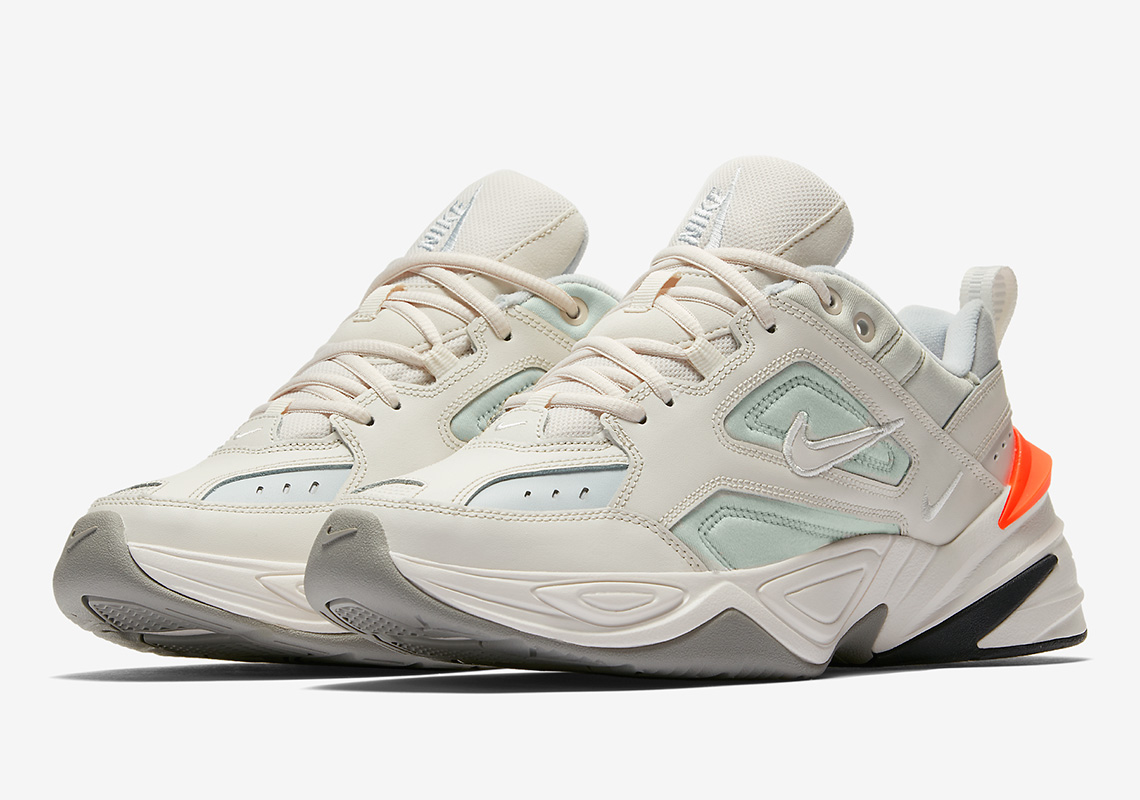 "089547a2c The Nike M2K Tekno In The ""Phantom"" Colorway Is Releasing Soon For Men"